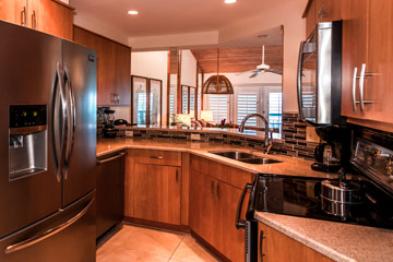 Penthouses kitchen